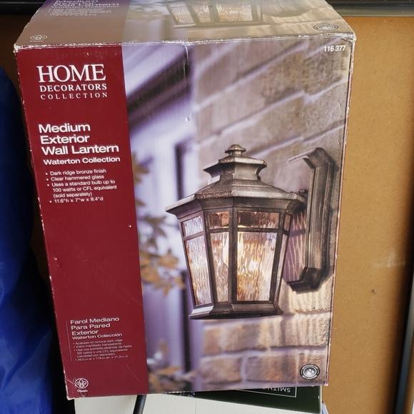 Accents New Home Decorators Collection Exterior Lantern Poshmark